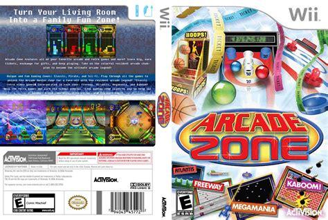 Descargar Arcade Zone Wii