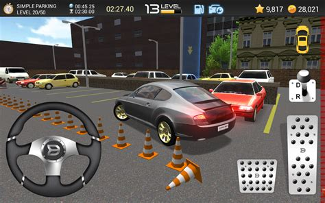 apps car game