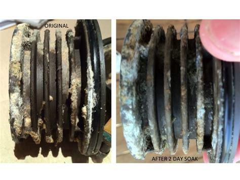 Flushing Boat Engine After Salt Water by Proof Of Salt Buildup In Spite Of Always Flushing Page