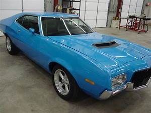 1972 Ford Gran Torino Built 512 C I Engine