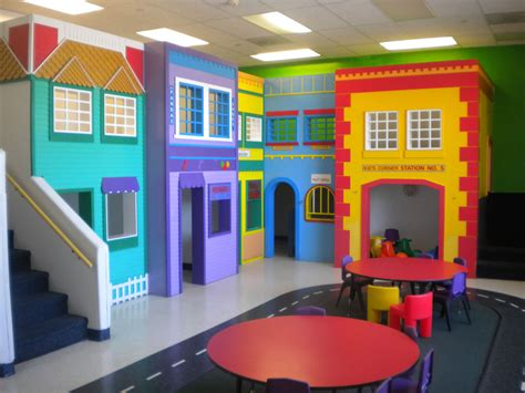 Home Daycare Design Ideas by Beautiful Preschool Child Care Day Care Center For