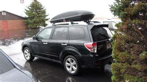 Subaru Forester Noise by 09 13 Wind Noise Cargo Pod Subaru Forester Owners