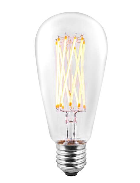 75 watt vintage light bulbs led antique x filament bulb edison style st64 8 watt 75w