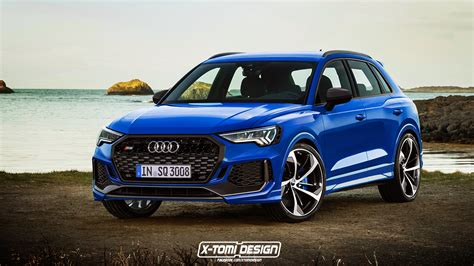 2020 Audi Q3 Usa by 2020 Audi Rs Q3 Rendering Is A 400 Hp Crossover