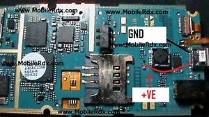 Samsung E3213 Charging Problem Jumper Solution