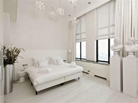 white hardwood floors modern bedroom san diego