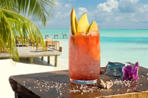 The Popular  on the Beach Cocktail Recipe