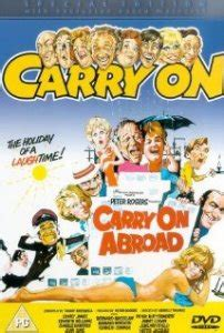 Carry On Abroad *** (1972, Sid James, Joan Sims, Charles ...