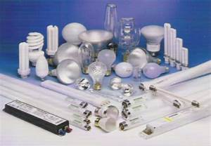 Fluorescent Lamp Recycling