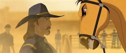 Spirit Stallion Cimarron Horse Colonel Animated Dreamworks