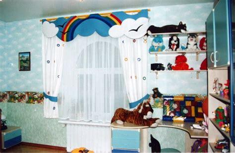 Children's Room Curtain Ideas