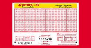 6 Aus 49 Berechnen : lotto 6aus49 normalschein lotto bayern ~ Themetempest.com Abrechnung