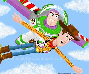 Toy Story Flying Pictures to Pin on Pinterest - PinsDaddy