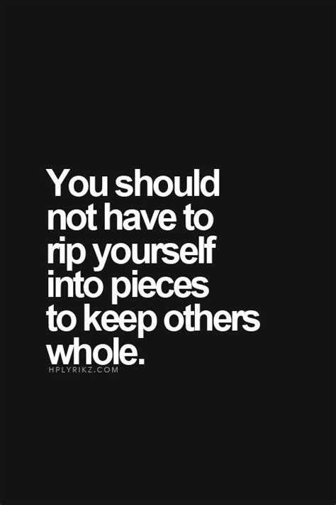 Only Look Out For Yourself Quotes