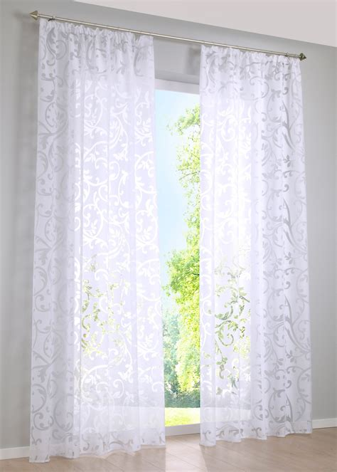 commandez maintenant voilage reno 1 pce galon fronceur semi transparent blanc bpc living 224