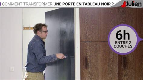 comment transformer une porte en tableau noir peintures julien