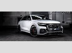 ABT Gives Audi Q8 Carbon Seats, 330 HP for 50 TDI Engine