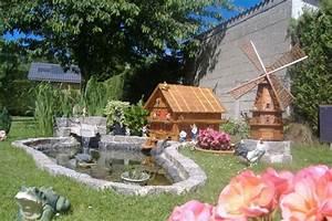 jardin gt deco jardin gt les plus beaux bassins With ordinary amenagement petit jardin exterieur 11 deco moulin a vent jardin
