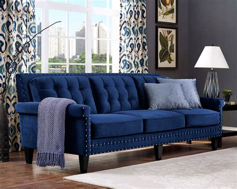 blue tufted sectional sofa blue tufted sofa magnificent blue tufted sofa with velvet