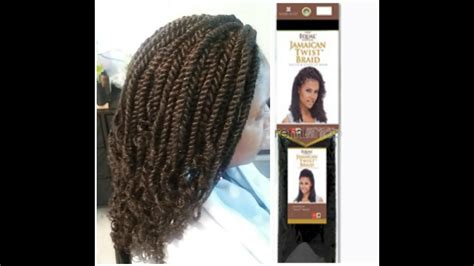 Freetress Equal Jamaican Twist Braid