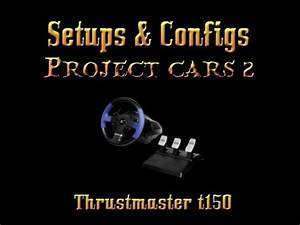 Project Cars 2 Config  project cars 2 joypad settings codec