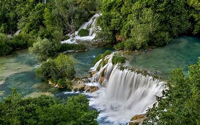 Resolution 4k Croatia Buk Ultra Falls Skradinski