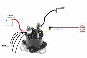 79 Ford Bronco Solenoid Wiring Diagram