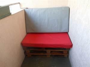 Salon De Balcon : salon de balcon table basse par maguy7 sur l 39 air du bois ~ Preciouscoupons.com Idées de Décoration