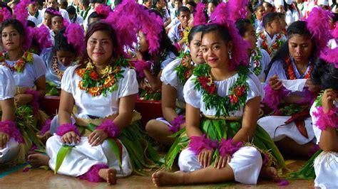 mormon youth perform  tongan cultural celebration