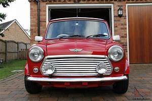 Restored Rover Classic Mini Cooper 1 3i Mpi