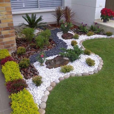 Decorative Gravel Landscaping - 25 best ideas about white gravel on terrace