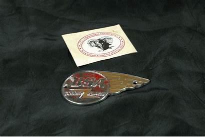 Bsa Badge Cornucopia Enterprises Tank