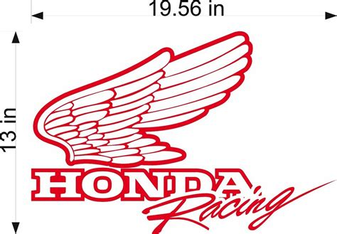 Honda Racing Logo / 20