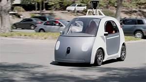 Voiture Autonome Google : vid o automoto voiture autonome google les premiers prototypes roulent d j mytf1 ~ Maxctalentgroup.com Avis de Voitures