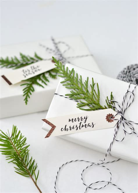 diy cricut gift tags  todays creative life boxwood
