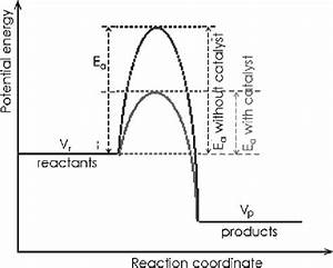 What Is The Activation Energy For The Reaction In This