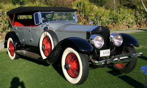 1924 Rolls Royce Cars