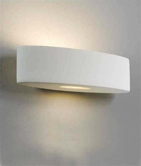 lozenge shape ceramic wall uplight w 310mm