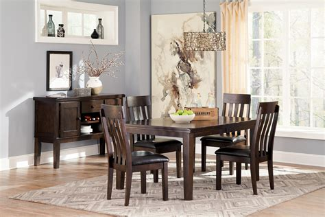 Signature Design By Ashley Haddigan Casual Dining Room