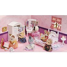 calico critters girls lavender bedroom international playthings toys   toys rachel