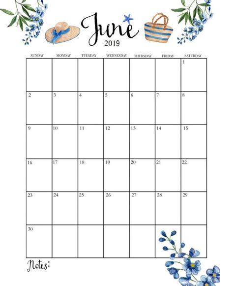 cute june calendar calendar calendar printable june