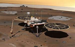 NASA Phoenix Lander - Pics about space