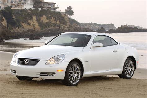 2007 Lexus Sc 430 Review