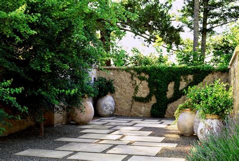 Mediterranean Backyard Landscaping Ideas