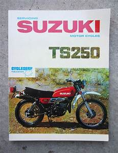 How To Repair A Suzuki Cycle Online