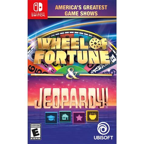 fortune wheel jeopardy game nintendo switch greatest shows america ubisoft zoom walmart play