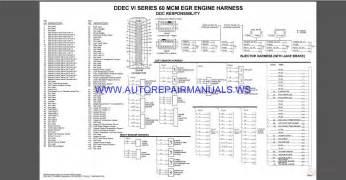 Detroit Wiring Diagrams Portfolios Manual Auto Repair