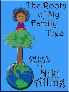 roots   family tree multicultural childrens
