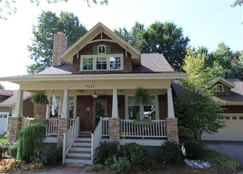 arts and crafts style home plans the arts and crafts bungalow the cottage floor plans