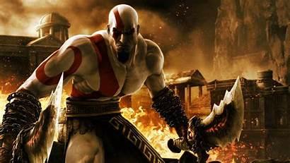 God War Kratos Wallpapers Desktop 4k Backgrounds